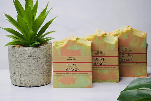 OLIVE MANGO SOAP BAR