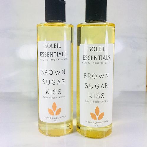 BROWN SUGAR KISS BODY OIL