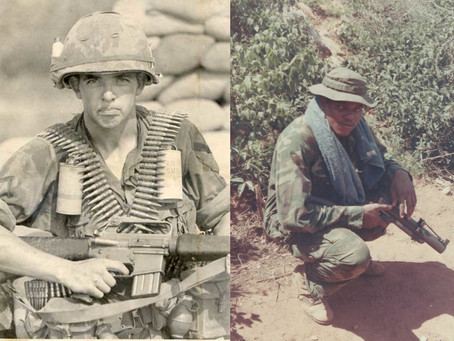 The Ashes of His Fathers: Announcing the 2019 Veterans Art Exhibit