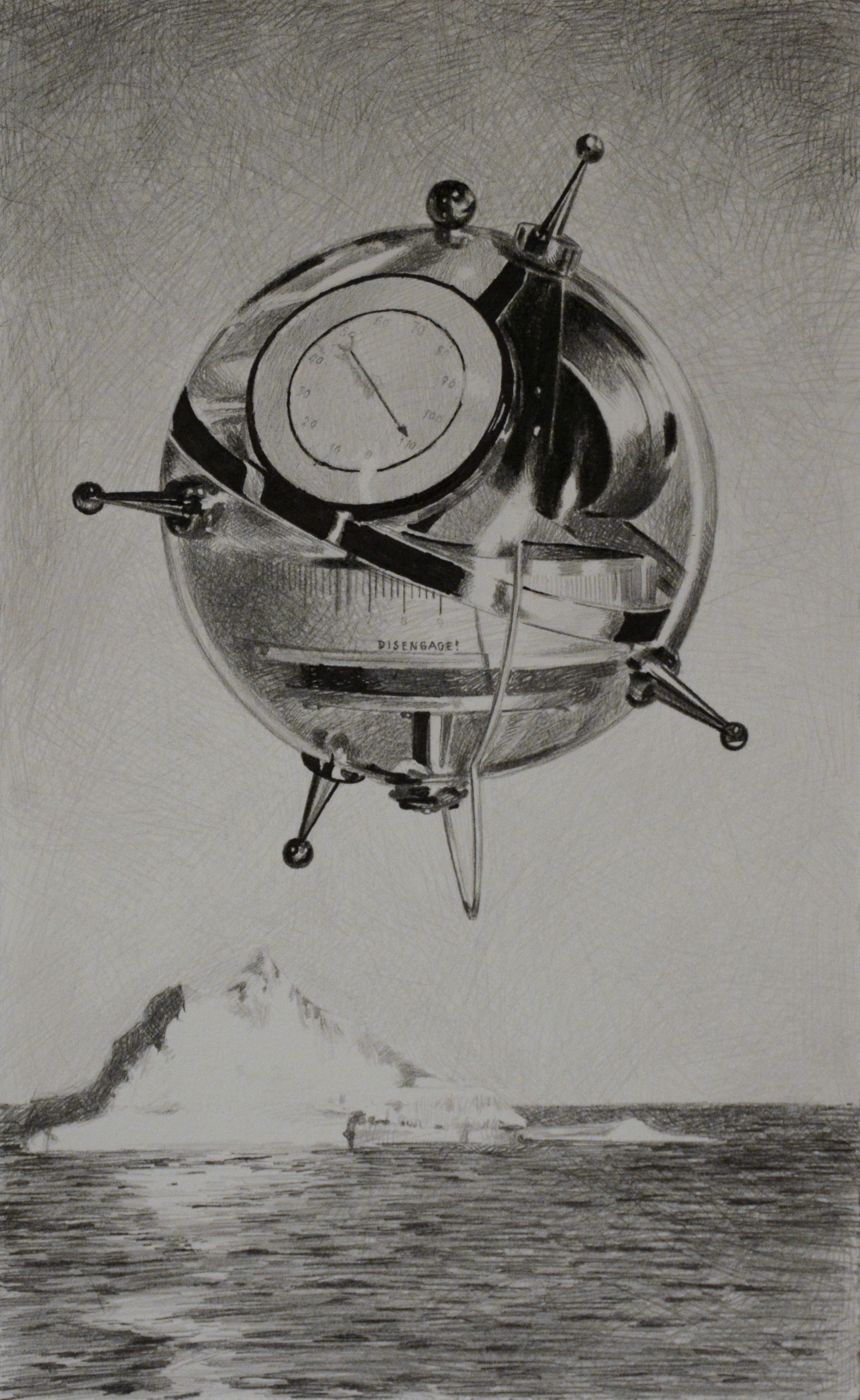 barometer, thermometer, hygrometer...