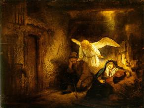 Rembrandt and Joseph's Dream