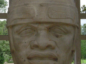The Olmec in Large and Fine print