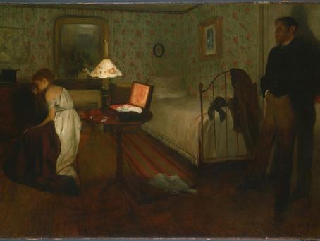 Degas, The Interior