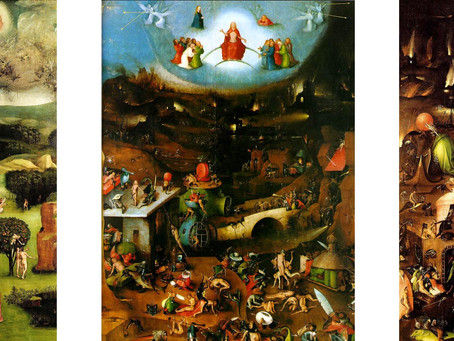 Modern Surrealism in the 16th Century