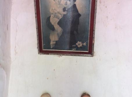 Tenho Exu  e Santo Antônio sempre do meu lado