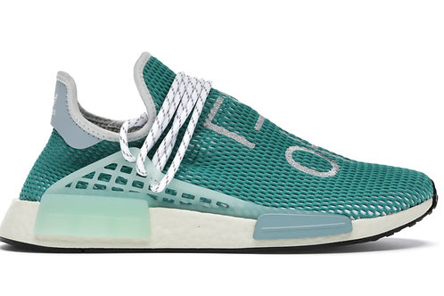 Adidas NMD Hu Pharrell Dash Green