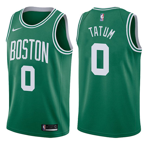 Nike NBA Jersey Boston #0 Jayson Tatum