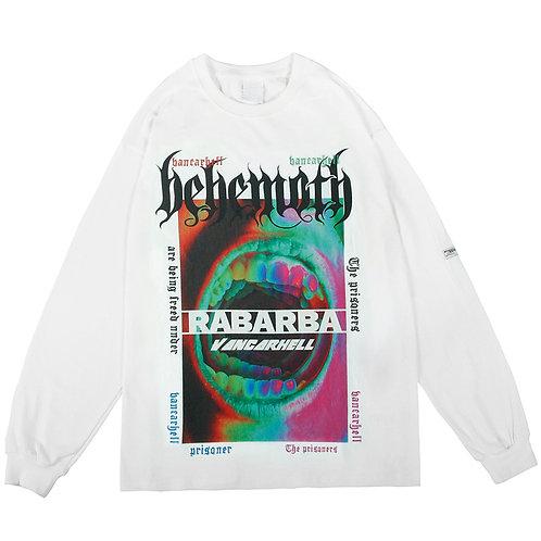 Sweat-Shirt - Rabarba