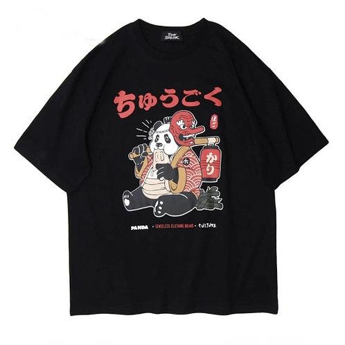 T-Shirt - Senseless Panda