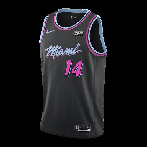 Nike NBA Jersey Miami #14 Tyler Christopher Herro