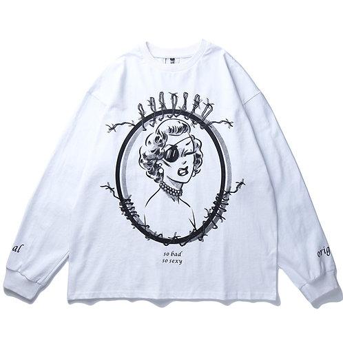 Sweat-Shirt - Dangerous Woman X Unusual Originals