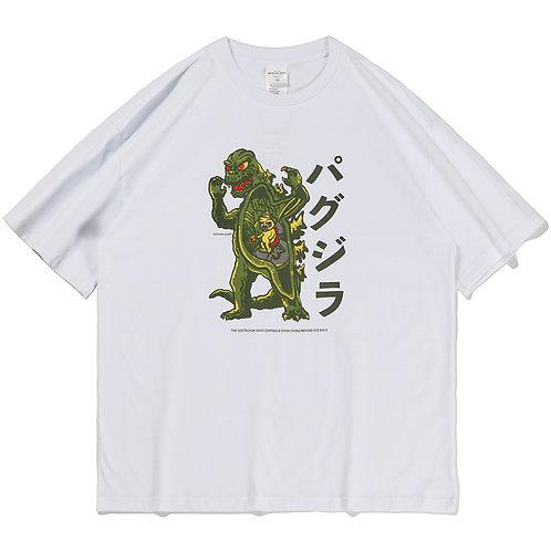 T-Shirt - Godzilla