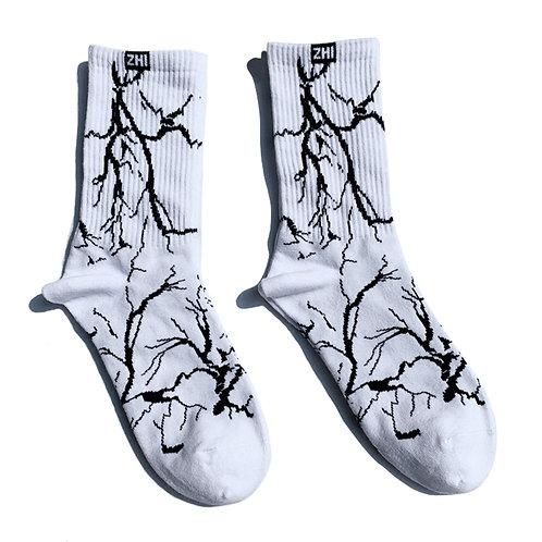 Socks - Lighting Strike ''ZHI''
