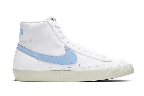 Nike Blazer Mid 77 White Celestine Blue