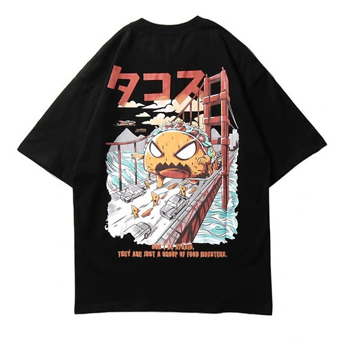T-Shirt - Tacos Monster