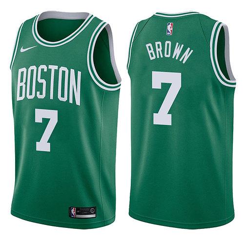 Nike NBA Jersey Boston #7 Jaylen Brown