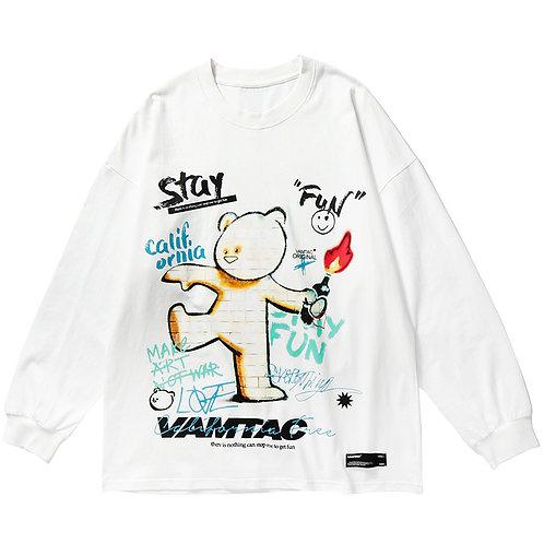 Sweat-Shirt - Stay Fun