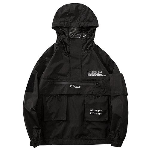 Winter Jacket - Lock Combat Ground