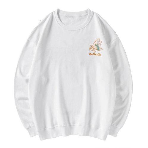 Sweat-Shirt - Butterfly