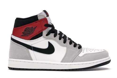 Jordan 1 Retro High Light Smoke Grey