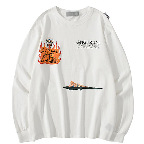 Sweat-Shirt - Angustia