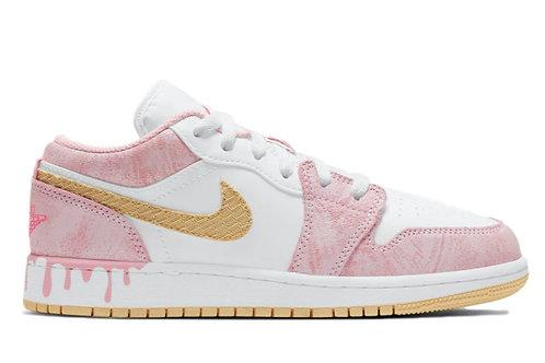 Jordan 1 Low Pinksicle (GS)