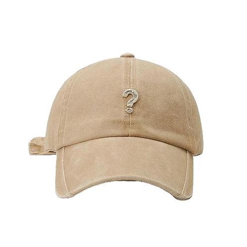 """Question"" Baseball Cap"