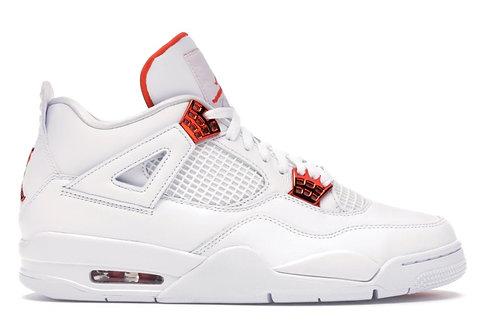 Jordan 4 Retro Metallic Orange