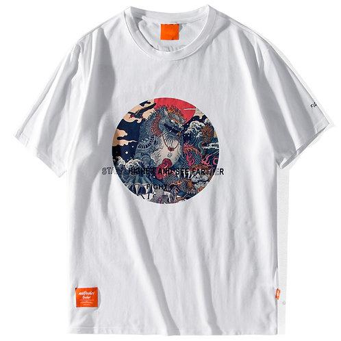 T-Shirt - Stone Lion