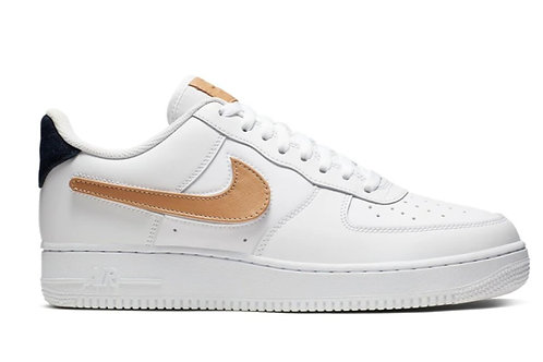 Nike Air Force 1 Low Removable Swoosh Pack White Vachetta Tan