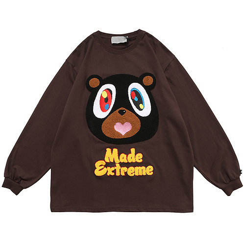 Sweat-Shirt - Made by bear