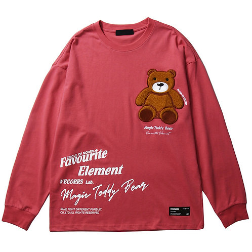 Sweat-Shirt - Magic Teddy Bear