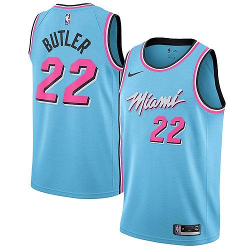 Nike NBA Jersey Miami #22 Jimmy Butler