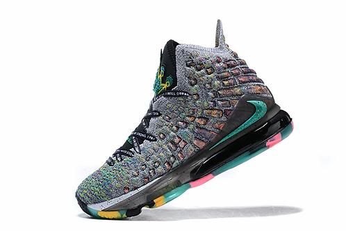 Nike Basketball Shoes - LeBron 17