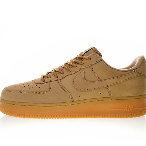 Nike Air Force 1 Low Winter Flax (GS)
