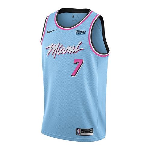 Nike NBA Jersey Miami #7 Goran Dragić