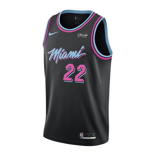 Nike NBA Jersey Miami #22 Jimmy Butler