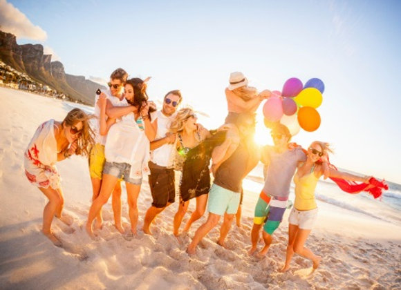 Beach Party ve Piknik