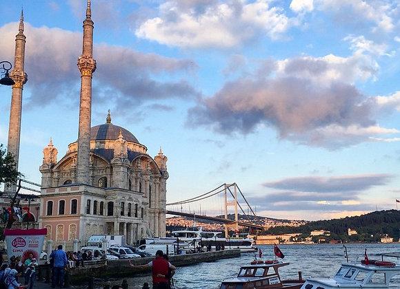 Bir Istanbul Masalı Foto Yarışması