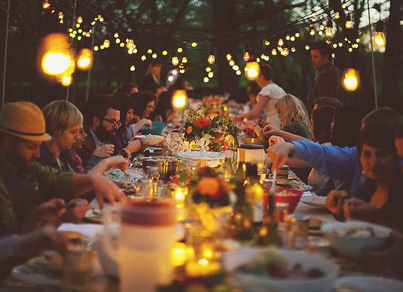 Adalarda Party ve Yemek Organizasyonu