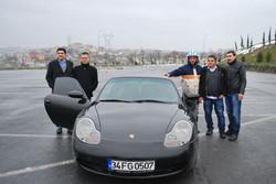 Ulker Porsche