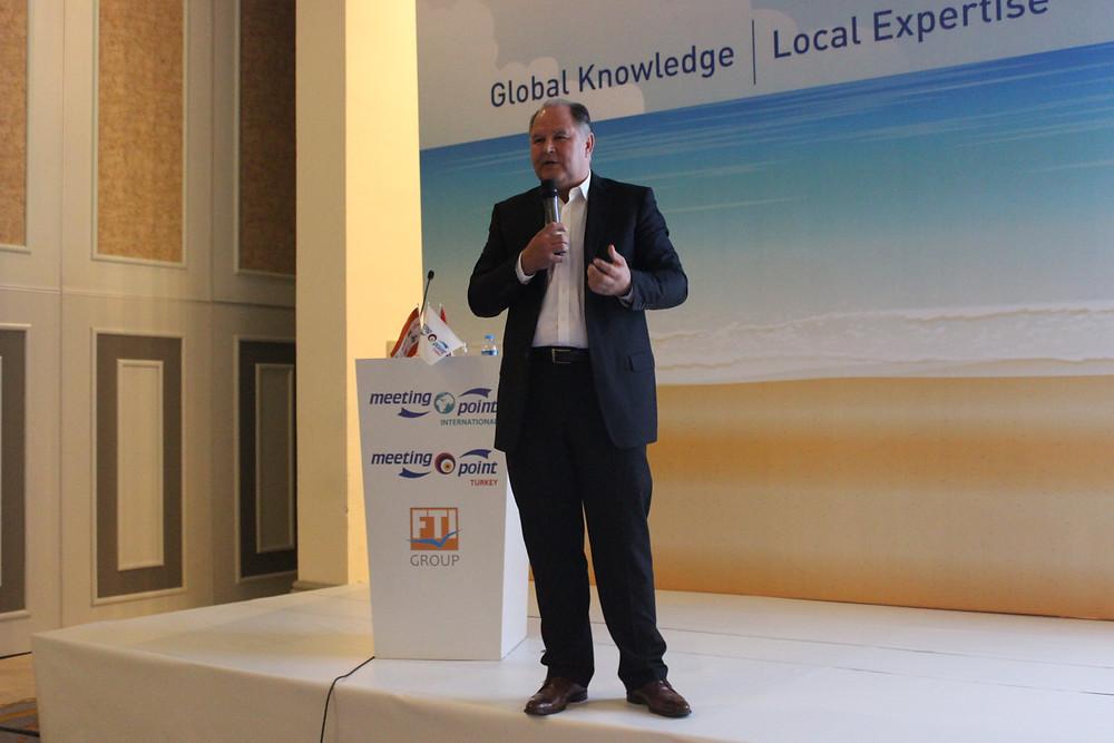 FTI Group Yönetim Kurulu Başkanı Sayın Dietmar Gunz