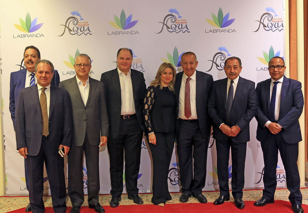 FTI Group CEO Dietmar Gunz and Top Executives and Industry Partners