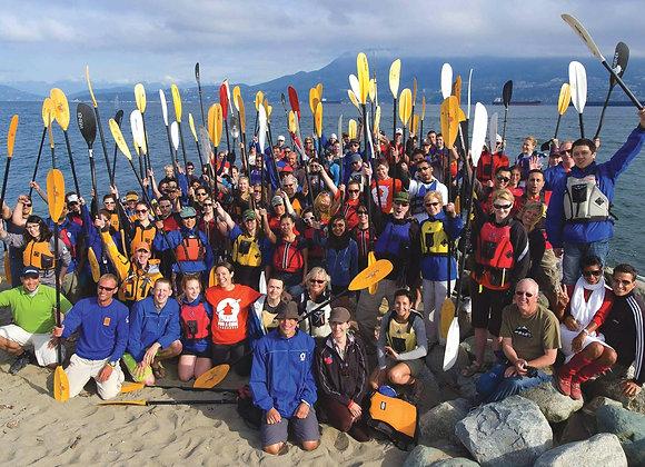 Kayak (Kano) Organizasyonu
