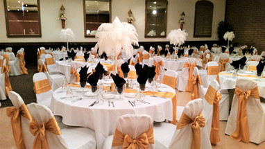 Chair covers anyone?