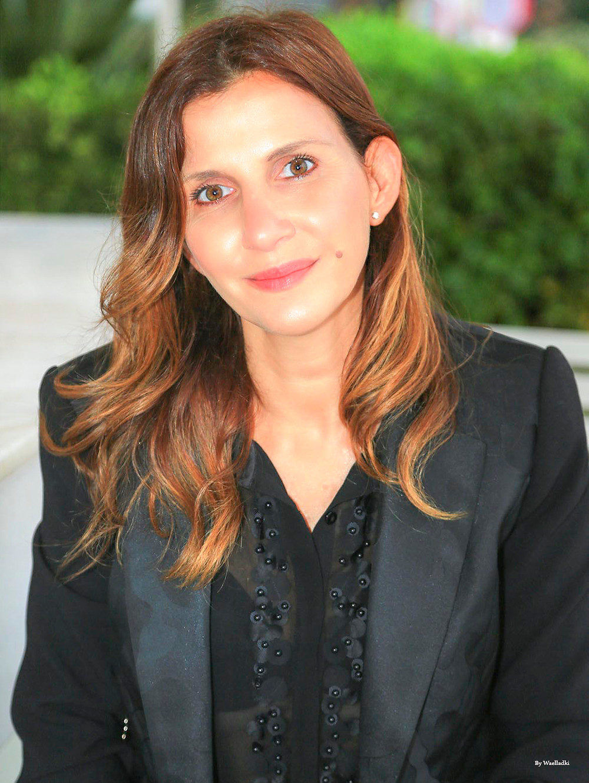 Meeting Point International CEO, Roula Jouny