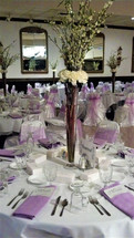 Linens of your choice