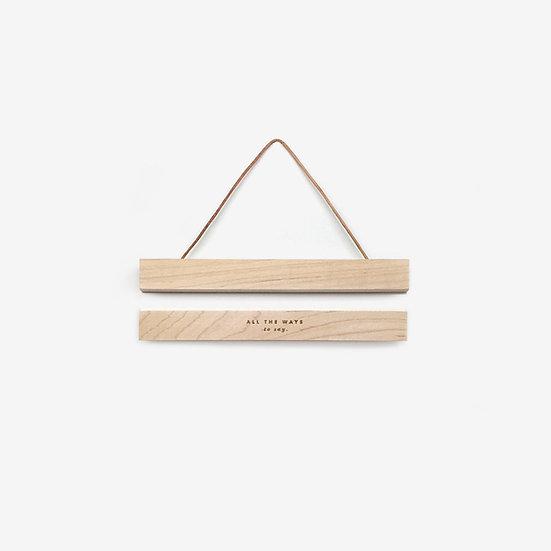 Wooden Magnetic Frames