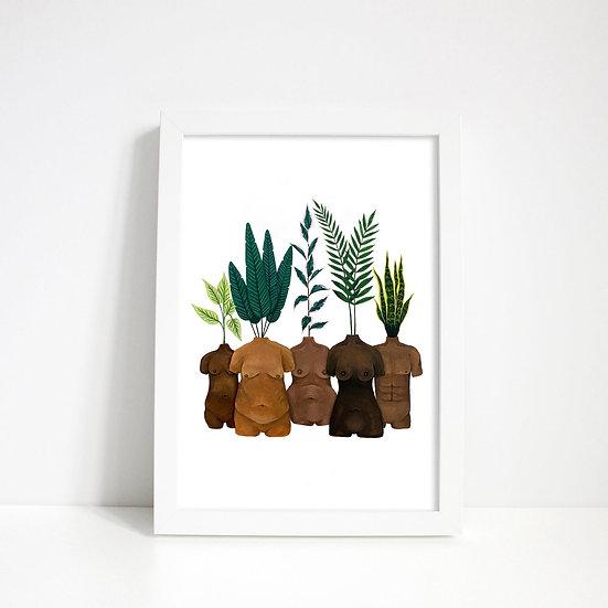 Lara Oztekin - Equality BLM Print
