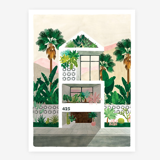 All the Ways To Say: Dreamhouse Print